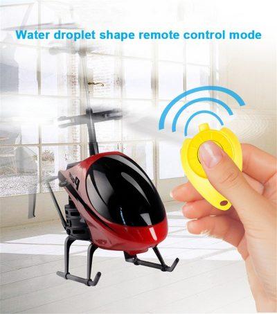 Mini helicóptero por Inducción