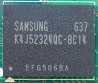 CHIP K4J523240C-BC14