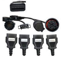 Conjunto completo 8 Cables