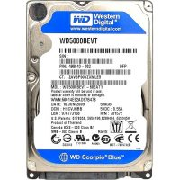 Disco Duro Interno Western Digital 499040-002 500 Gb.