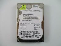 Disco Duro Interno Western Digital 2.5, WD1600BEVT , 160 GB, SATA