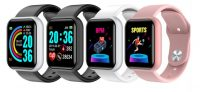 Smartwatch D20 PRO Fitness Gama Colores