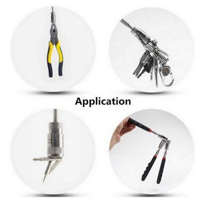 herramienta telescopica magnetica aplicaciones